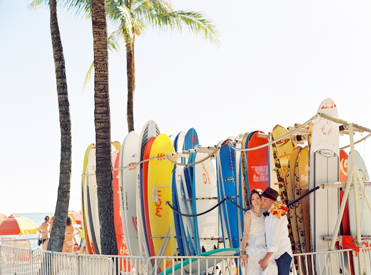 waikiki beach wedding (4)