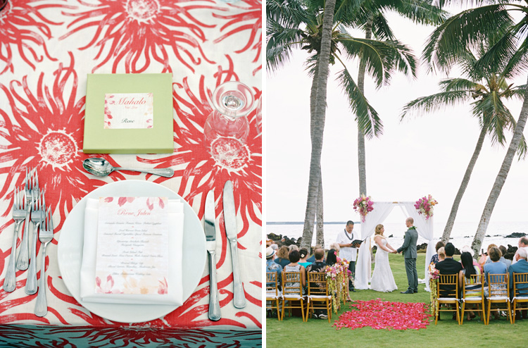 maui wedding photographer wendy laurel white orchid wedding photographs in makena with red flowers-59