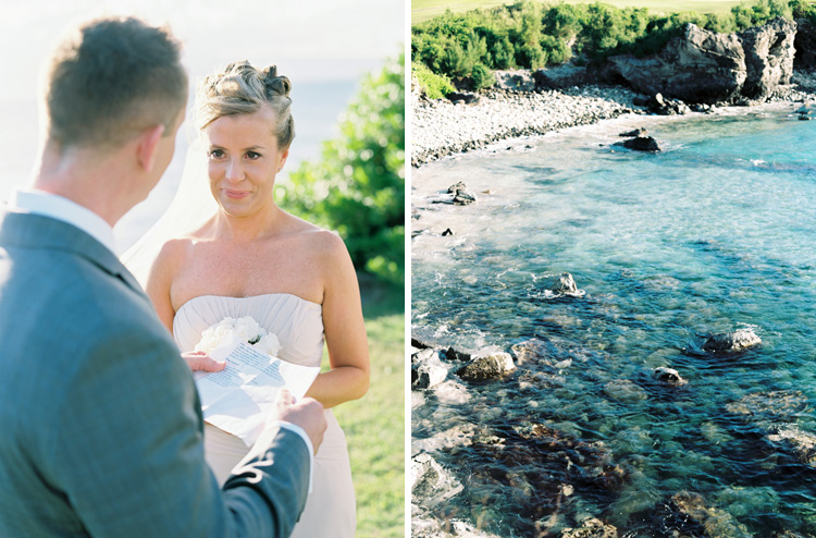 maui wedding photographer wendy laurel's image of ritz carlton elopement on kapalua cliffs-6
