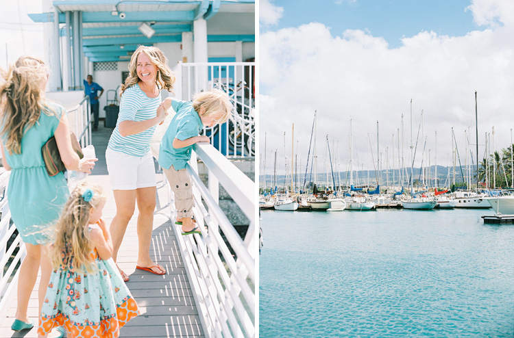 hawaii photographer wendy laurel's photos of sailboat wedding in honolulu oahu (52 of 62)
