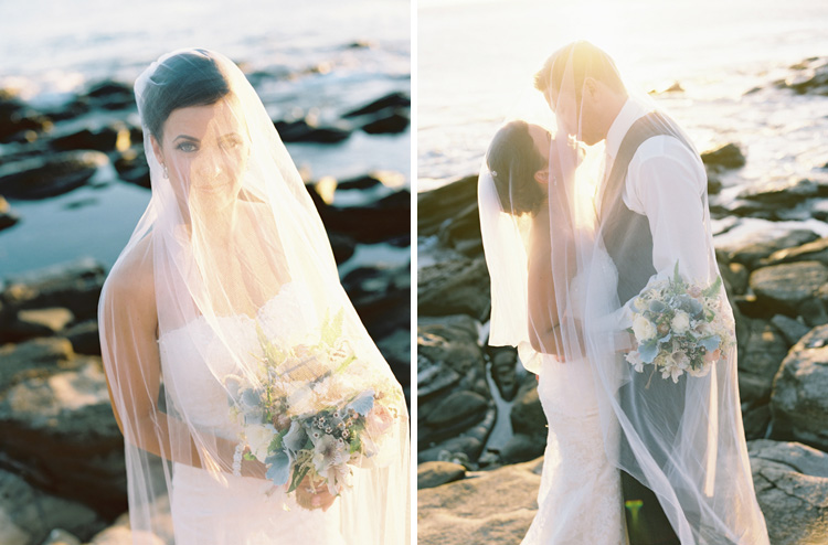 maui photographer wendy laurel's film images of maui wedding at merrimans in kapalua