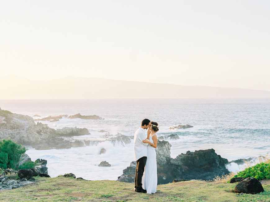 honolua bay wedding shoot on maui by hawaii photographer wendy laurel-20