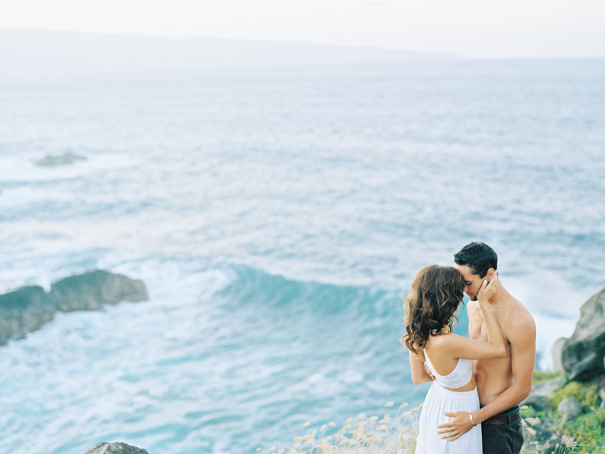 honolua bay wedding shoot on maui by hawaii photographer wendy laurel-26