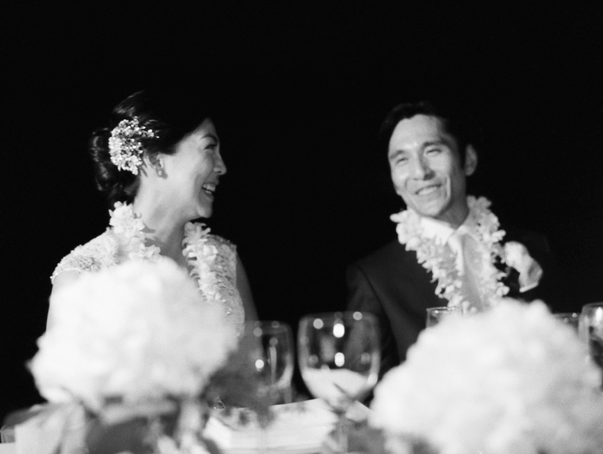 elegant maui wedding at ritz carlton kapalua by maui wedding photographer wendy laurel