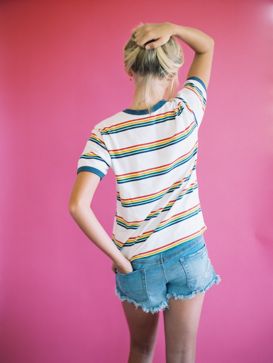 fun colorful teen girl photo shoot by maui photographer wendy laurel