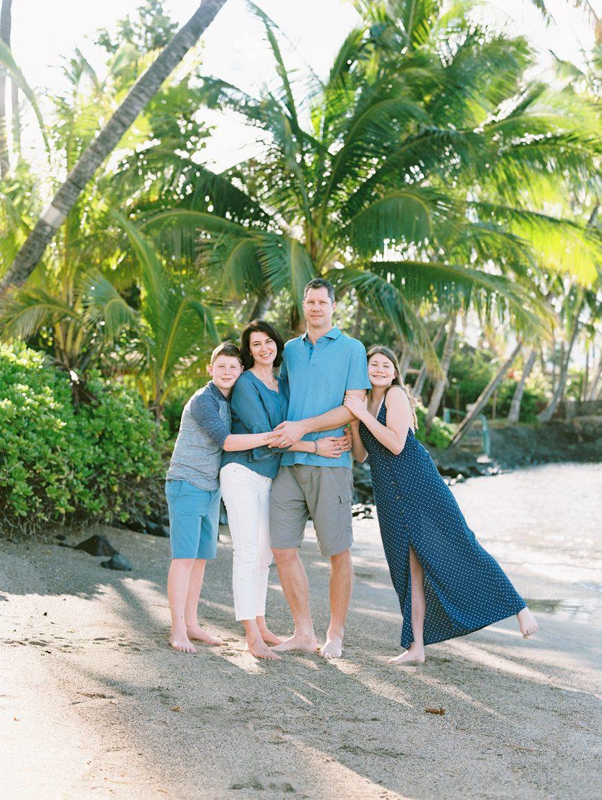maui family photography on lahaina beach by maui photographer wendy laurel