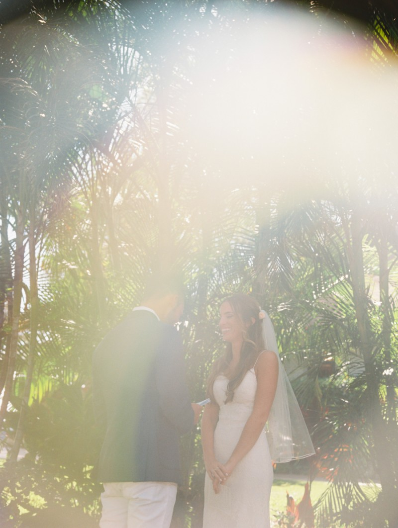 maui wedding at olowalu plantation house by photographer wendy laurel