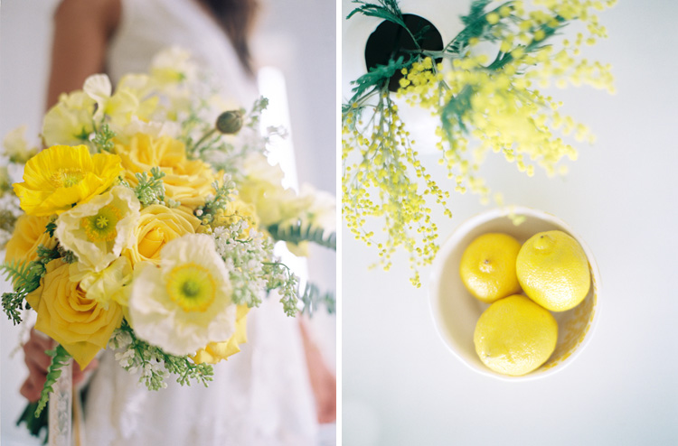 maui wedding photographer wendy laurel shoots claire pettibone dresses in hawaii plantation yellow shoot