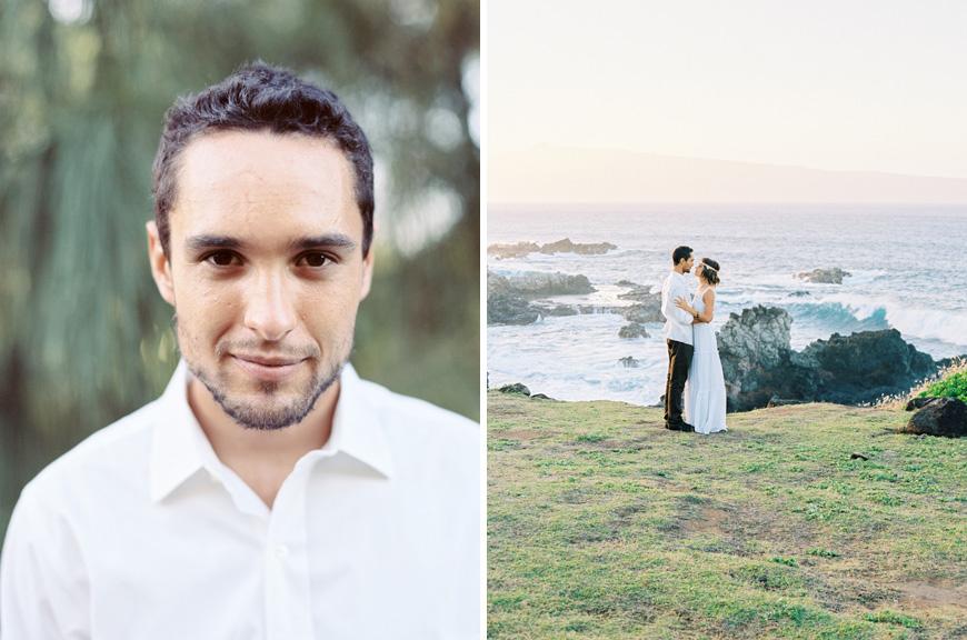 honolua bay wedding shoot on maui by hawaii photographer wendy laurel-6