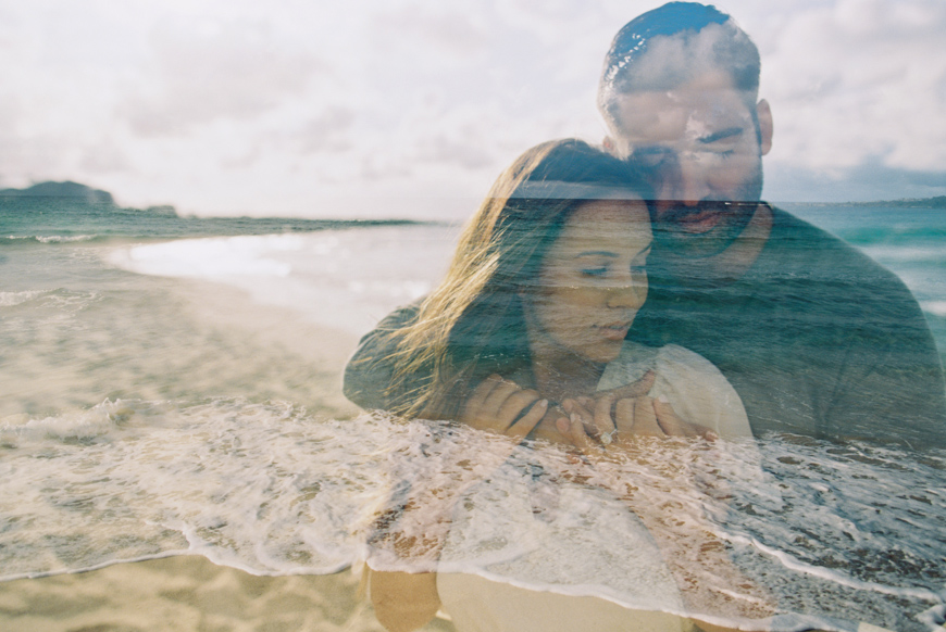 maui photographer wendy laurel with maui engagement and proposal at ironwoods beach-1
