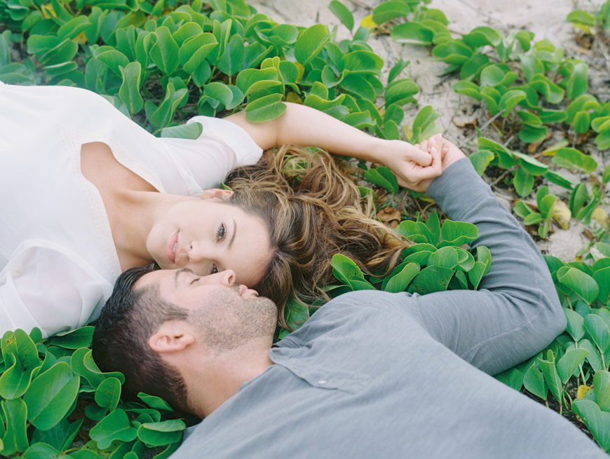 maui photographer wendy laurel with maui engagement and proposal at ironwoods beach-11