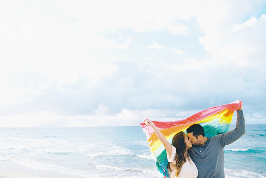 maui photographer wendy laurel with maui engagement and proposal at ironwoods beach-8