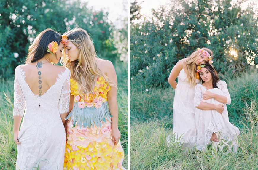 maui photographer wendy laurel's image of femme lesbian wedding-6