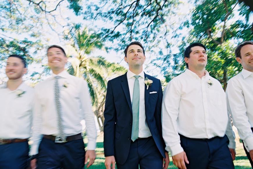 groomsmen in motion image by wendy laurel