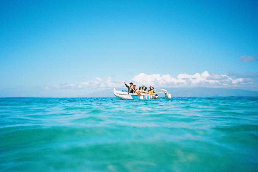 maui canoe paddling at westin with maui paddlesports photos by photographer wendy laurel-4