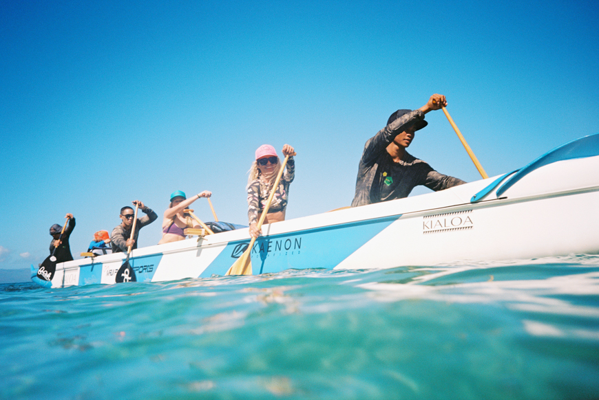maui canoe paddling at westin with maui paddlesports photos by photographer wendy laurel-6
