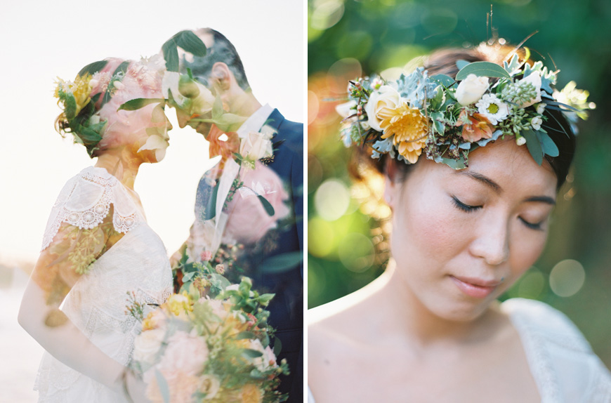 Colorful Maui Boho Wedding Featured on Style Me Pretty