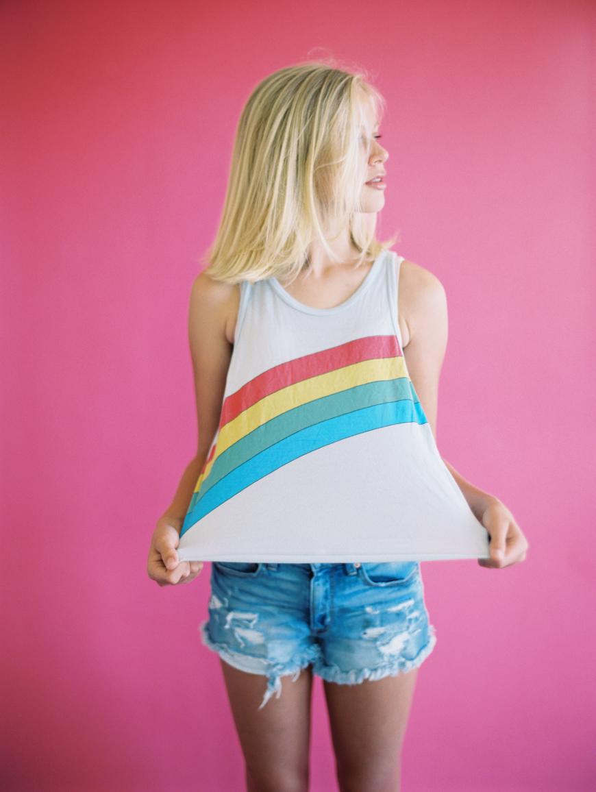 fun colorful teen girl photo shoot by maui photographer wendy laurel