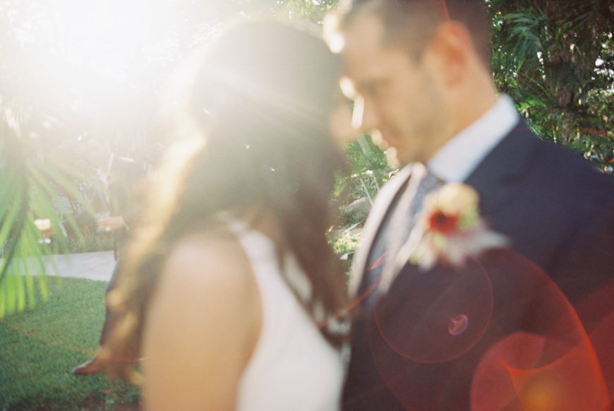 Maui Wedding at Olowalu Plantation House Featured on Snippet and Ink