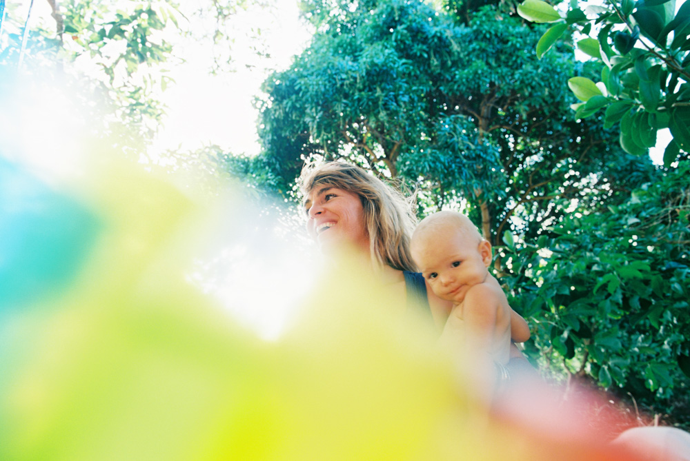 kindness is love made visible family photography shoot on maui with four children by maui photographer wendy laurel
