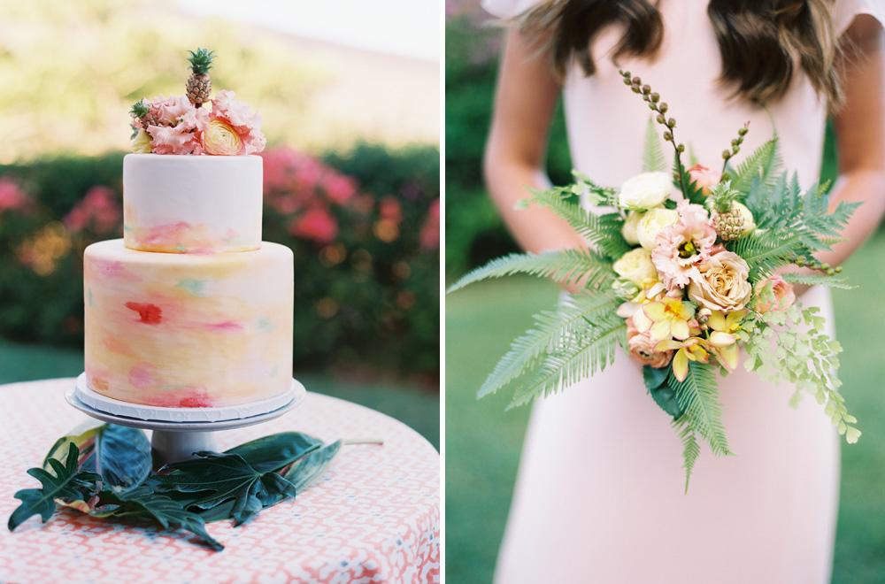 four seasons manele bay lanai wedding photography shoot by maui wedding photographer wendy laurel