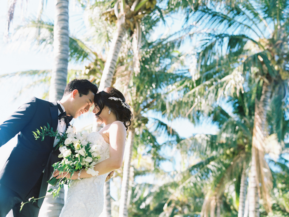 olowalu lahaina maui wedding featured on style me pretty by maui photographer wendy laurel