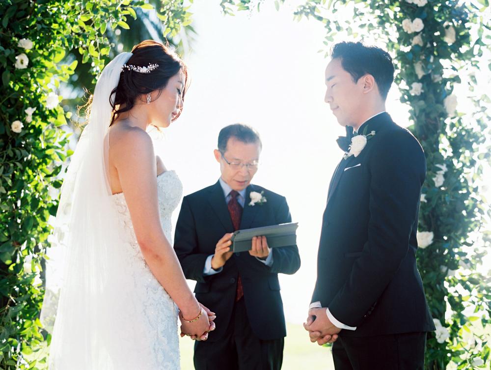 olowalu lahaina maui wedding featured on style me pretty by maui photographer wendy laurel
