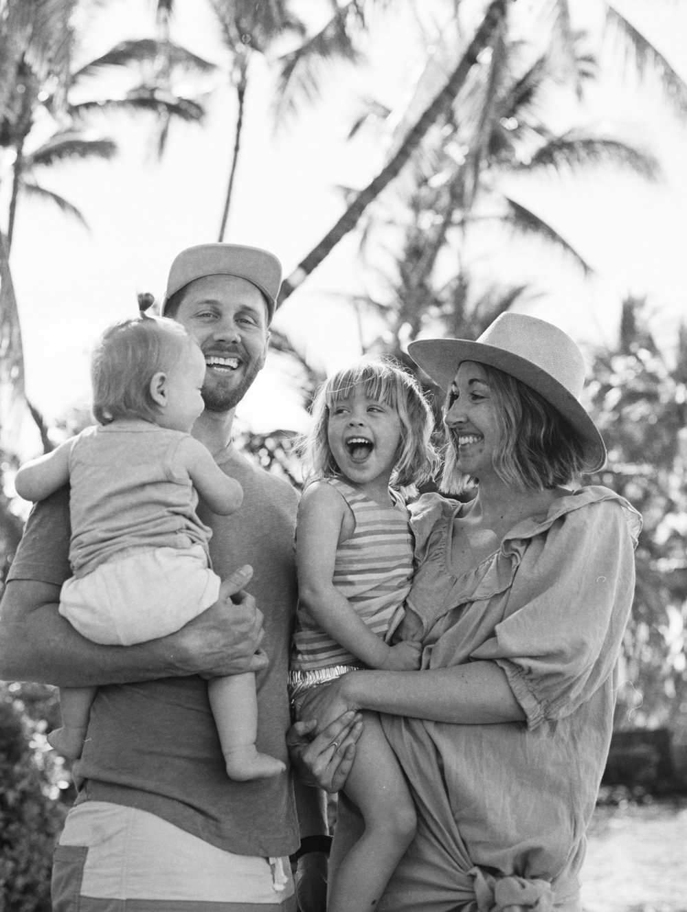 oveshine a family beach photography session in lahaina maui by maui photographer wendy laurel on film